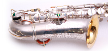Vintage saxofoner