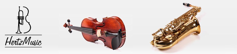 HertzStrings Strygeinstrumenter