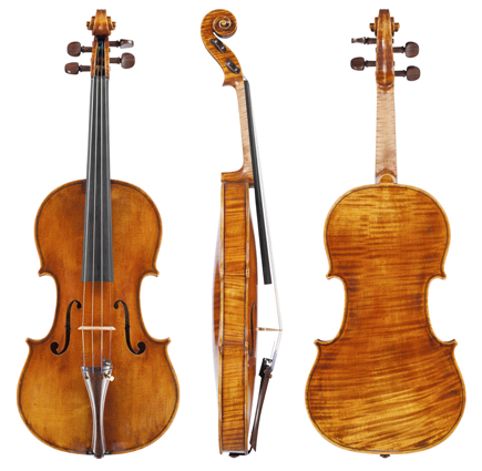Besøg Violin-shoppen