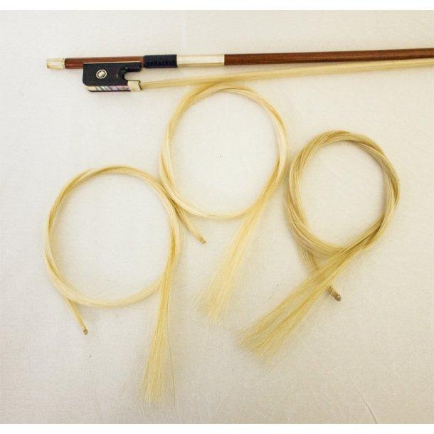 Buehår til Violin, Viola, Cello og kontrabas - Mongolian natural