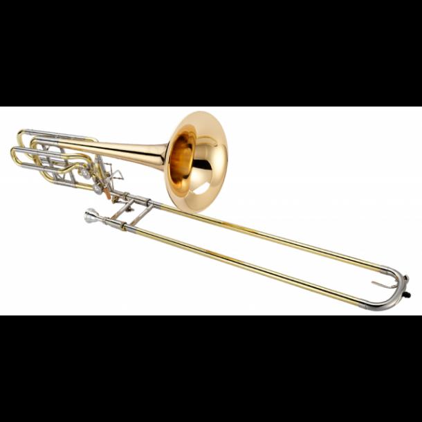 XO JTB-1242RL Bb/F/D Bas-Trombone