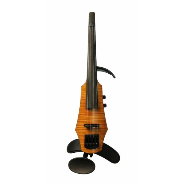 Ned Steinberger NS WAV Amberburst El-violin