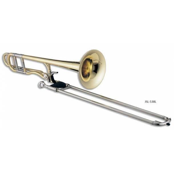 JTB-710 FQ Bb/F-Trombone Ergonomisk model