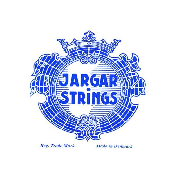 JARGAR Violin A Chrome steel wound ball end
