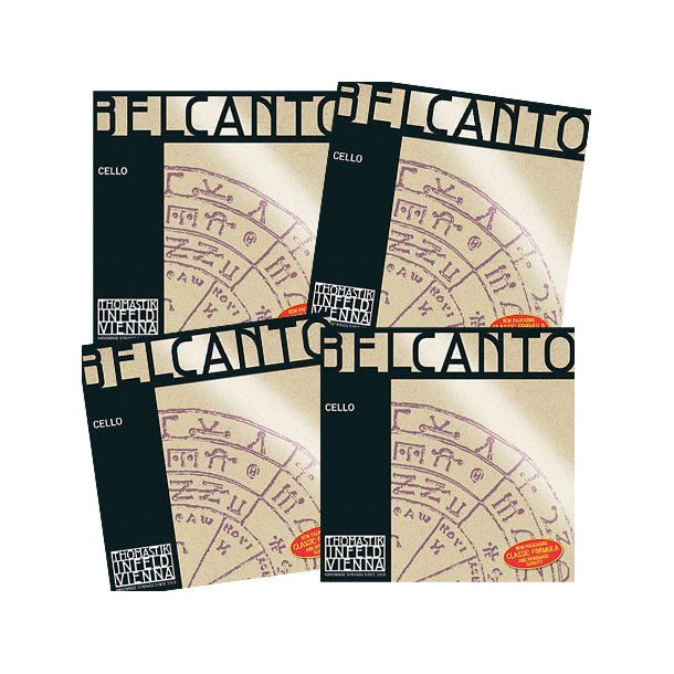 Belcanto cello string SET