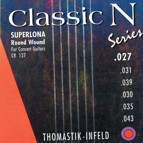 Thomastik Classic N Round Wound