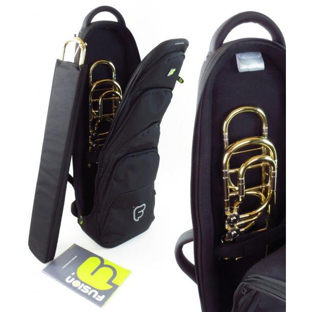 Trombone Fusion Gigbag Tenor Sort/Blå Urban