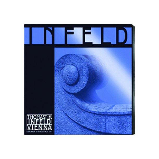 Infeld BLUE violin 4/4 enkeltstrenge