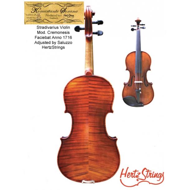Violin Koncertante 4/4 - 3/4 - 1/2 - 1/4
