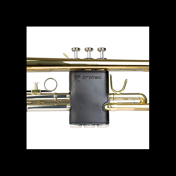Trompet læder Ventilhus beskyttelse 6-Point