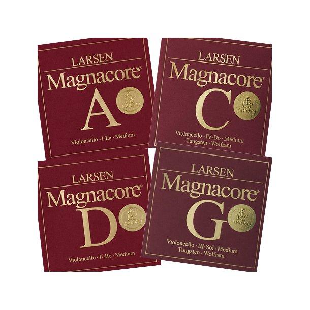 Magnacore Arioso cello string SET