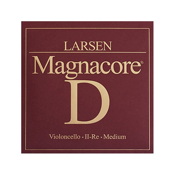 Magnacore cello strings D