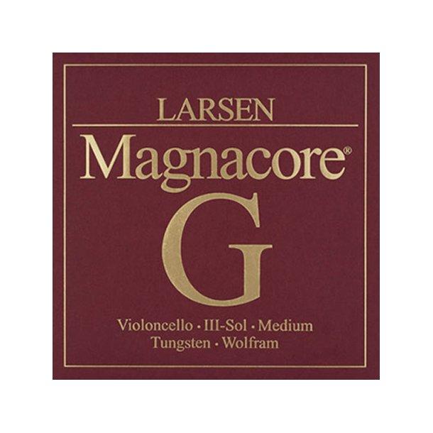 Magnacore cello strings G