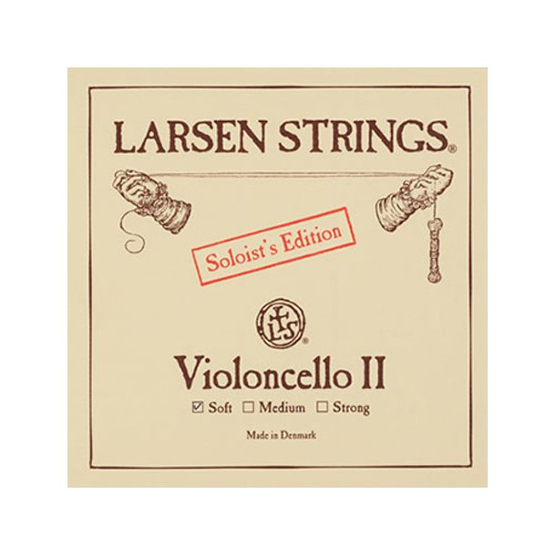 Cello Soloist string D