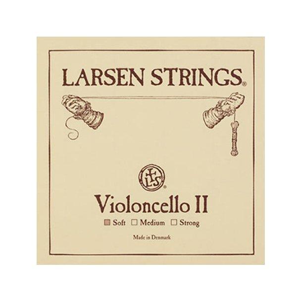 Cello string D