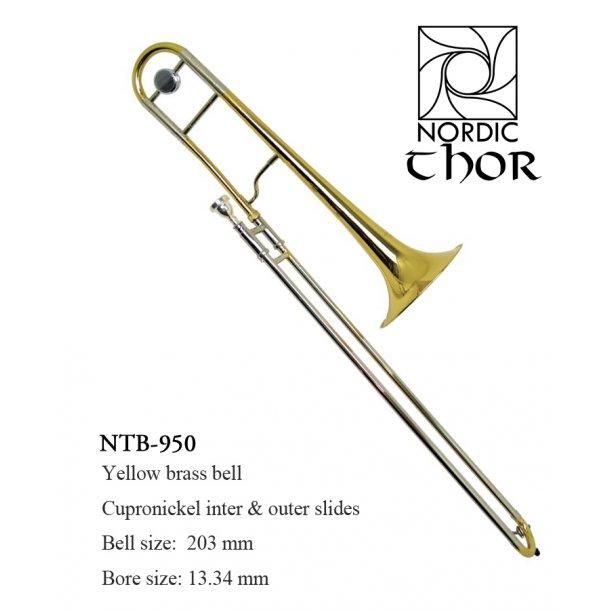 NTB-950 Bb Tenor trombone mod. Thor