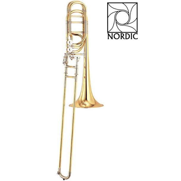 NTB-955 Bb/F/Gb/D-Bas Trombone