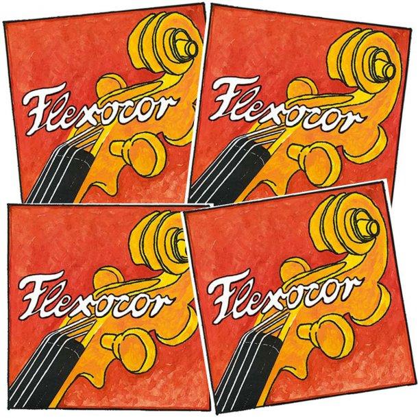 Flexocor cello - sæt