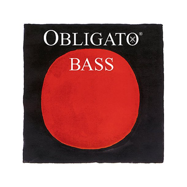Obligato bass string E