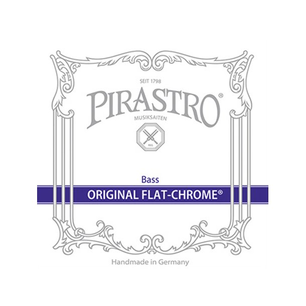 Original Flat-Chrome SOLO Bass string A