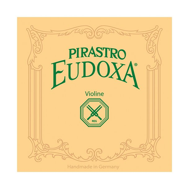 PIRASTRO Eudoxa violin streng D tarm/alu loop end