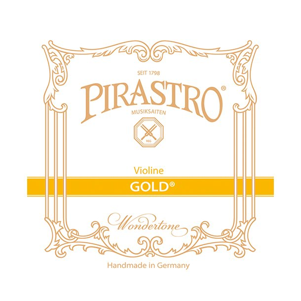 PIRASTRO Gold violin E steel
