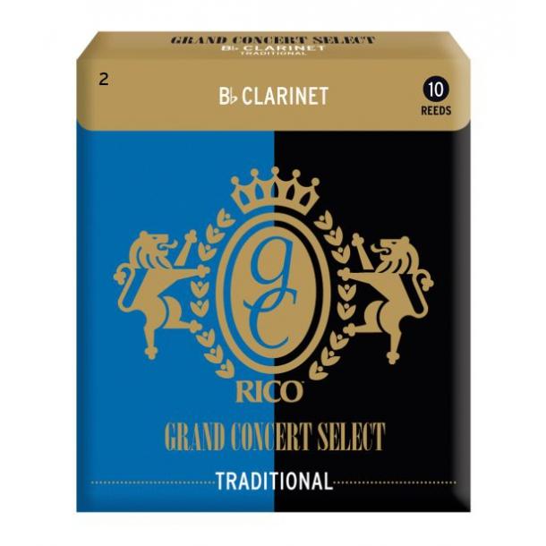 Rico Grand Concert Select Bb-Klarinet Blade