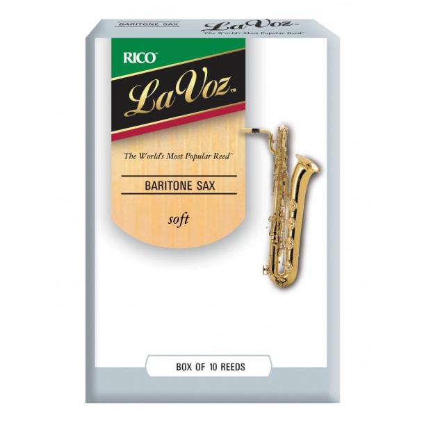 Rico La Voz Baryton-Saxofon Blade