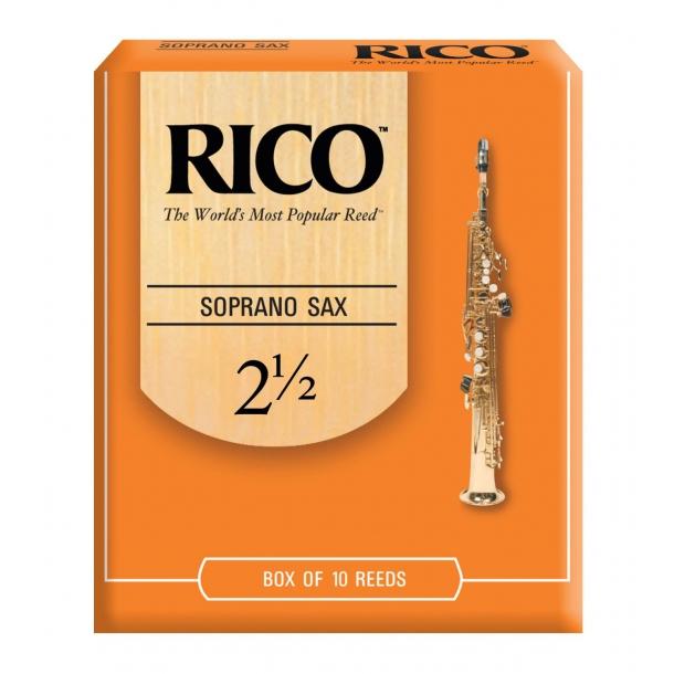 Rico Sopran-Saxofon Blade - 10 stk