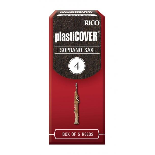 Rico PLASTICOVER Sopran-Saxofon Blade - 5 stk