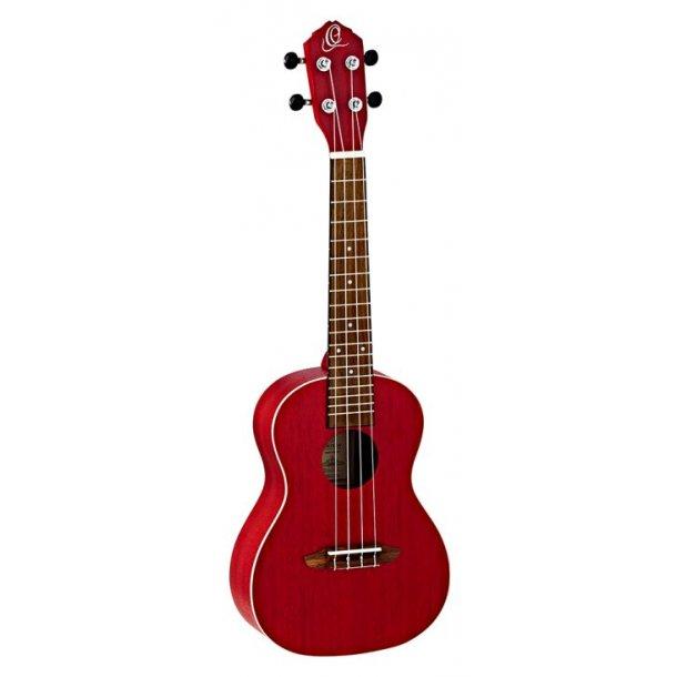 Ortega Concert ukulele - Earth series - Fire
