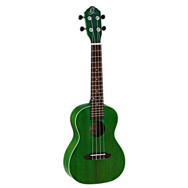 Ortega Concert ukulele - Earth series - Forest