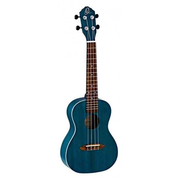 Ortega Concert ukulele - Earth series - Ocean