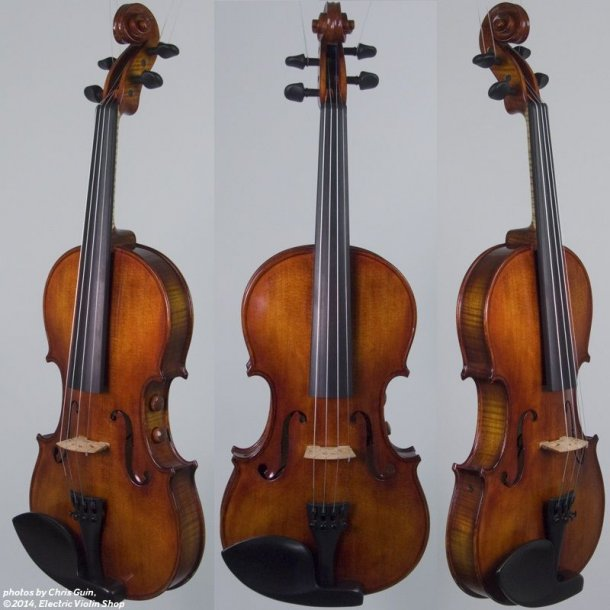 The Realist acoustic electric violin RV4Pe acoustic-electric violin,