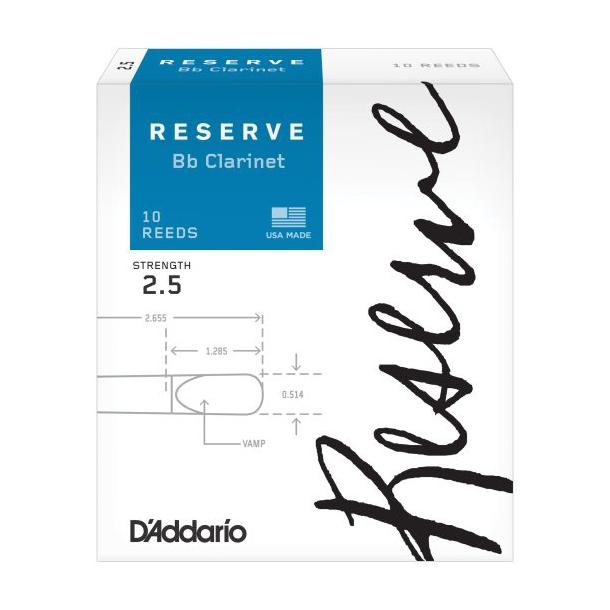 Rico Reserve Bb-Klarinet Blade
