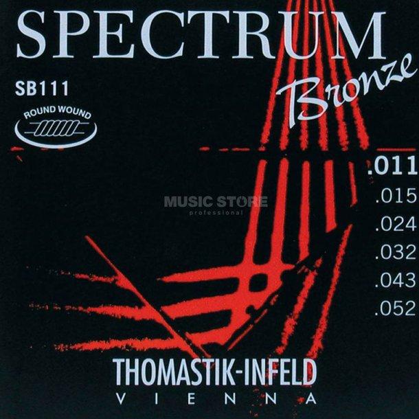 Thomastik Spektrum Bronze 010, 011 & 012