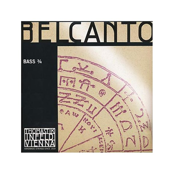 Belcanto bass string G