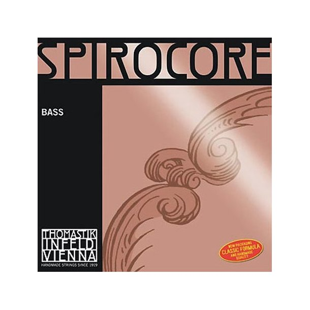1/2-1/4 Spirocore Bass D