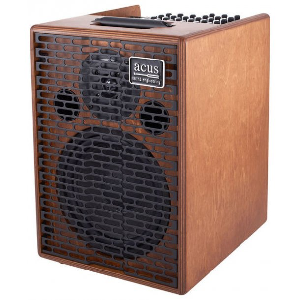 Acus One for Strings 8, 200 W, Wood Simon DEMO
