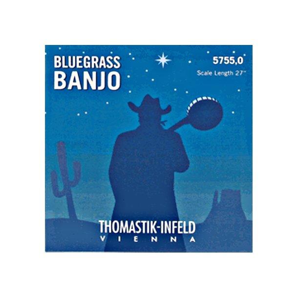 Banjo Bluegrass Thomastik Indfeld