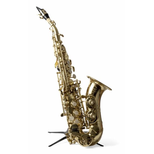Sopran Curved Saxofon: Passionné PSS-64GB