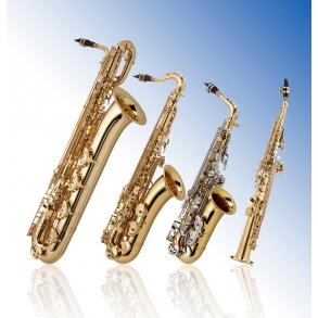 Saxofoner