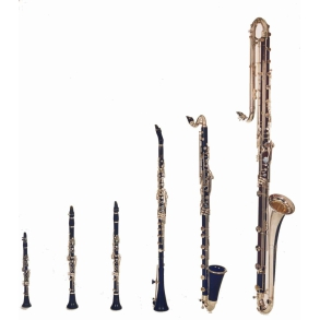 Klarinetter