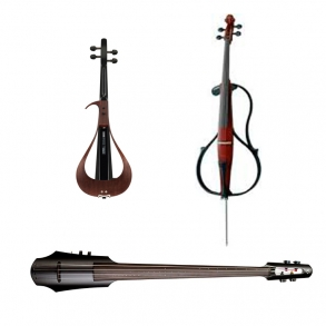 Elektriske Strygeinstrumenter