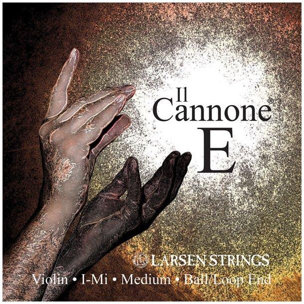 I'l Cannone violin 4/4 enkeltstrenge