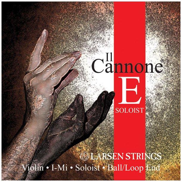 I'l Cannone SOLO violin 4/4 enkeltstrenge