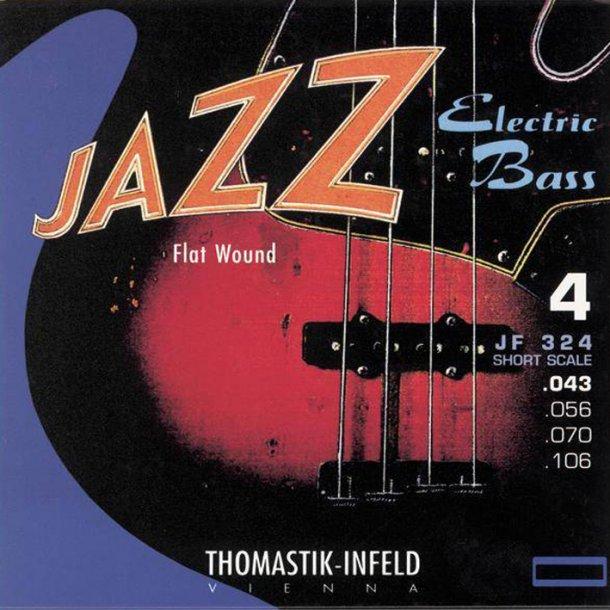 Thomastik Jazz El-bass Flat Wound