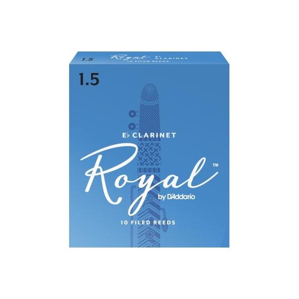 Rico Royal Bb-Klarinet Blade - 10 box