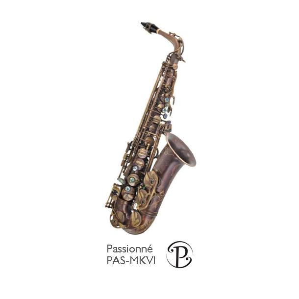 Alt Saxofon Passionné Custom MK VI