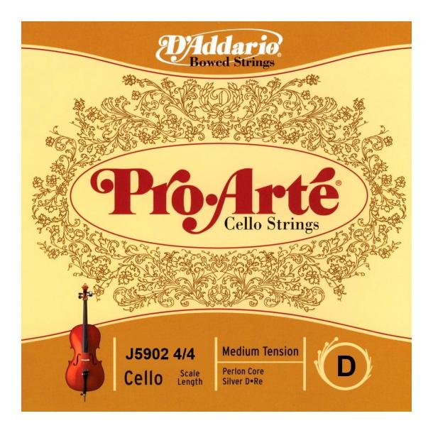 Pro Arte Cello D streng 4/4